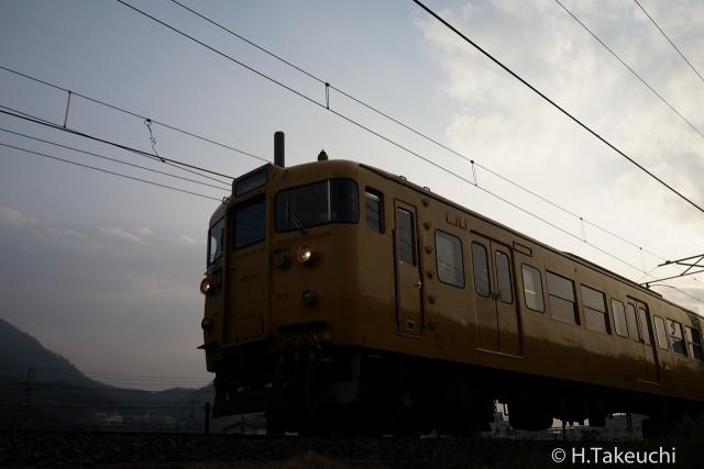 クハ115