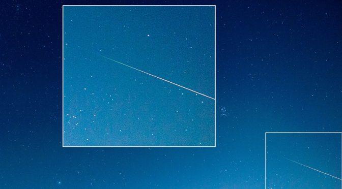 2018年08月13日 ペルセウス流星群撮影