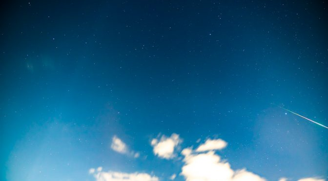 2018年11月19-日 しし座流星群の撮影