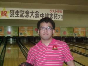 中嶋志拓プロ(№1203)