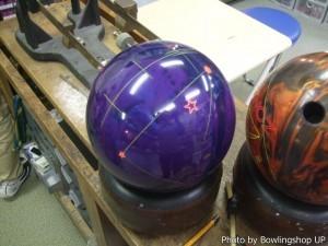 ドリル前のボール